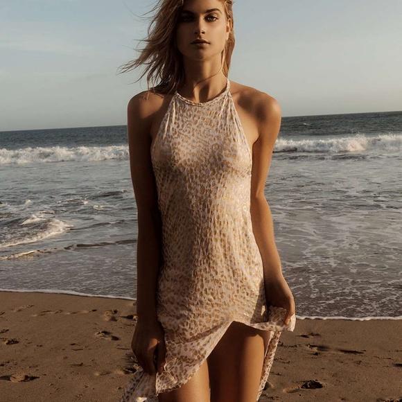 0bca53a04 Kendall + Kylie Dresses & Skirts - Kendall + Kylie Burnout Leopard Print  Maxi Dress
